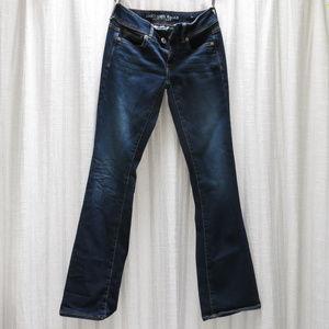 American Eagle Super Stretch Kickboot Jeans